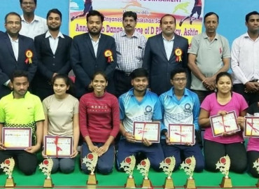 SKS Badminton Tournament 2018-19