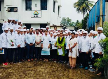 Industry & Hospital visit 2019-20