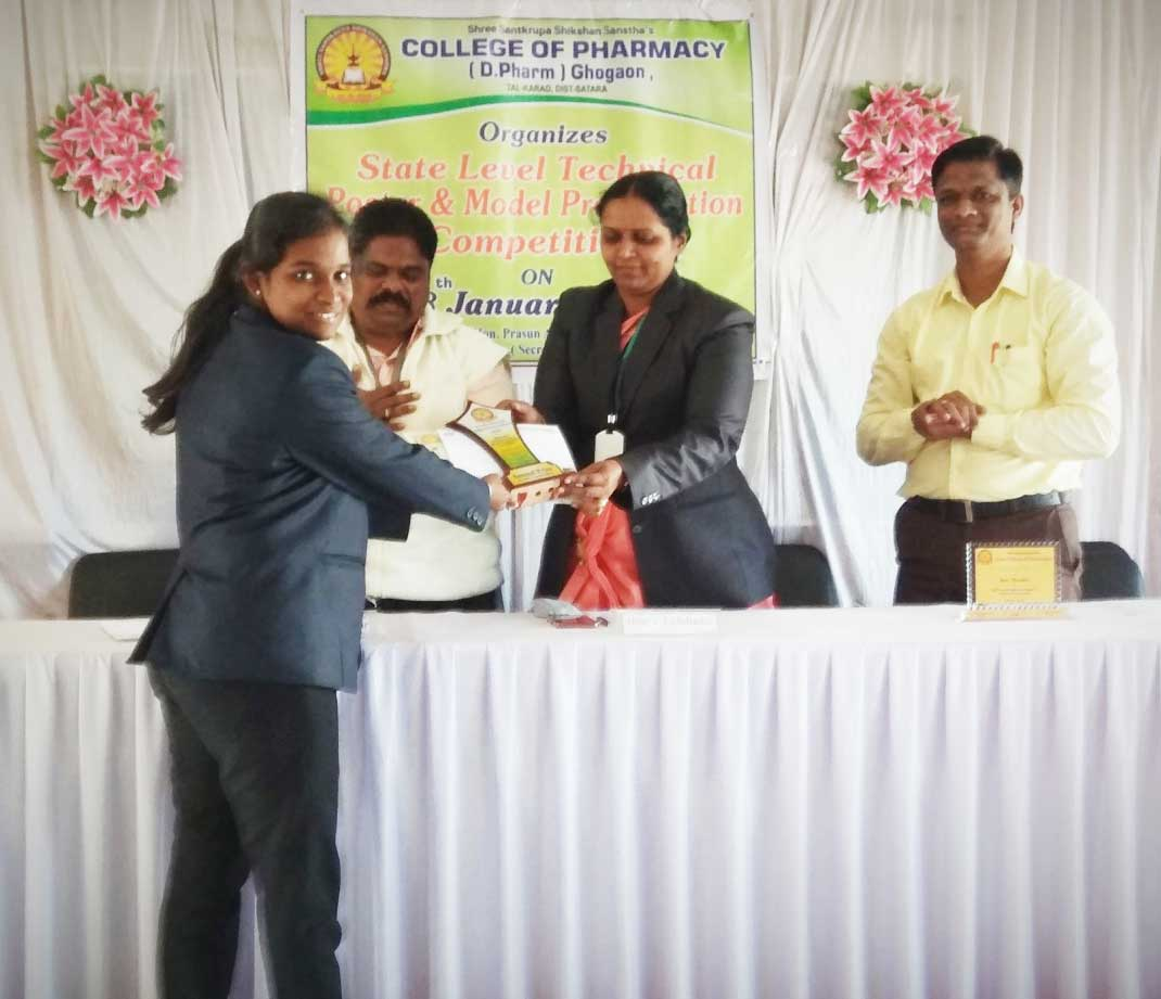 Second prize winner: State level technical paper and model presentation