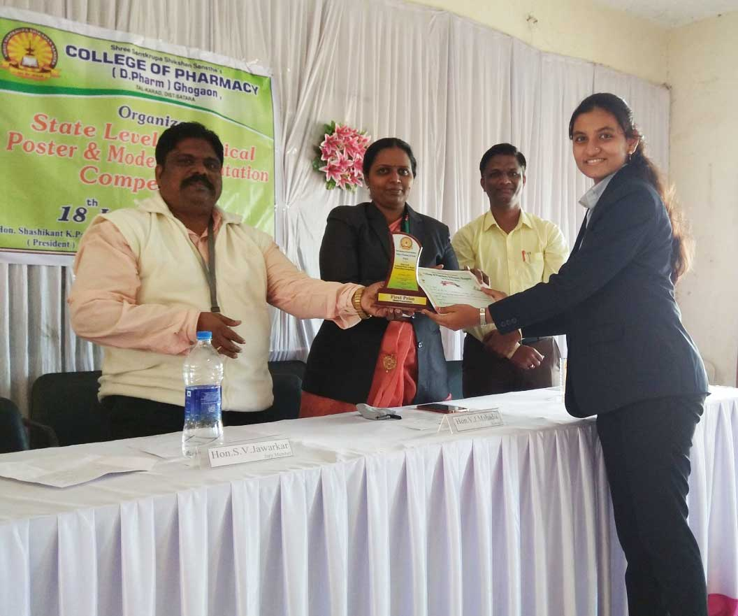 First prize winner: State level technical paper and model presentation