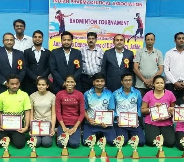SKS Badminton Tournament 2018-19